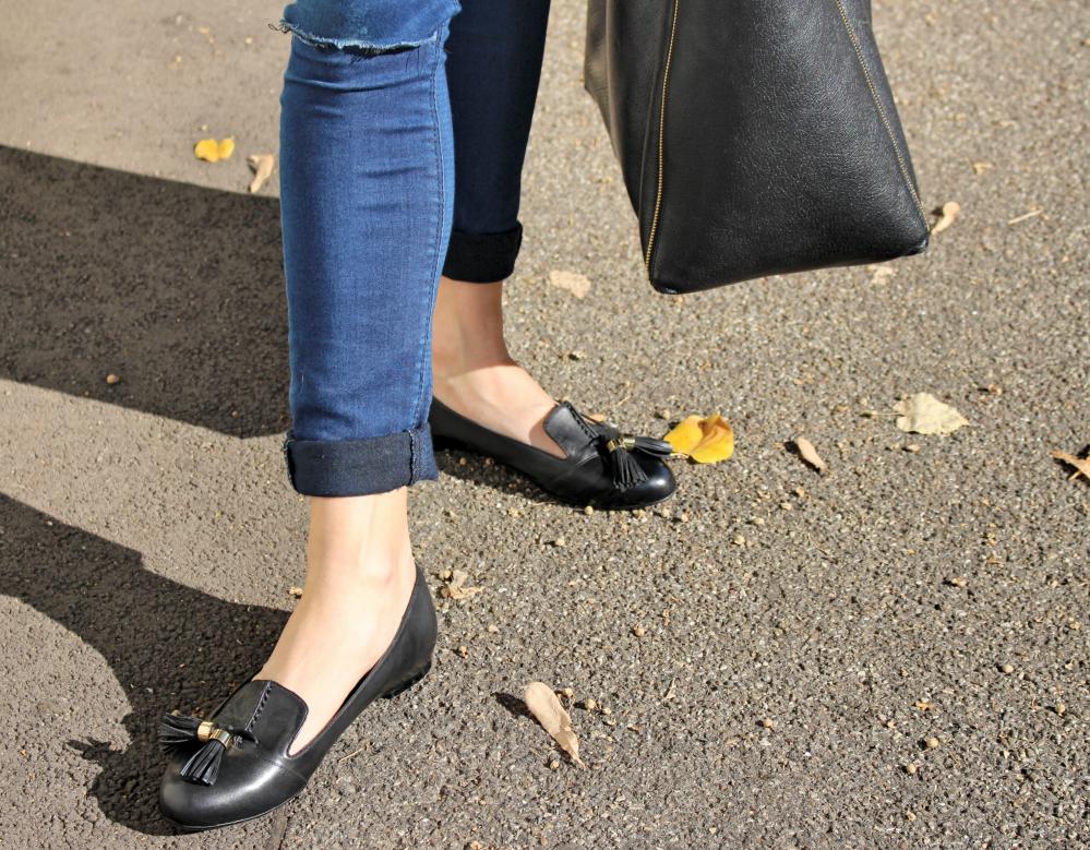 Die Loafers und ihre Geschichte sowie mein Outfit of the Day