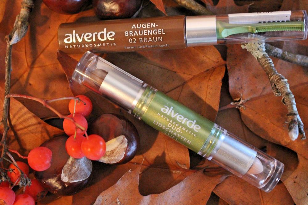 Naturkosmetik Test Alverde Neeles Blog just a few things