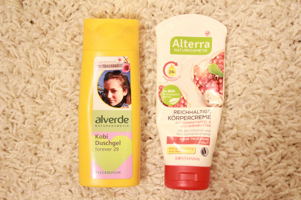 Empties leere Produkte just