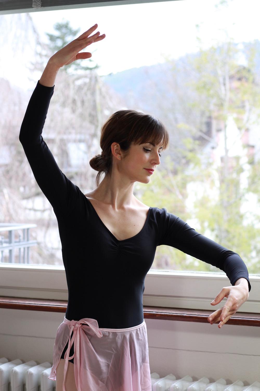 Ballett meine Liebe wie ich es als Erwachsene gelernt habe