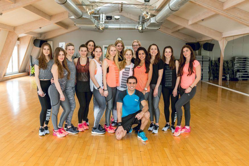Fitnesstag und Bloggertreffen mit Engelhorn Sports, Puma und Fernanda Brandao
