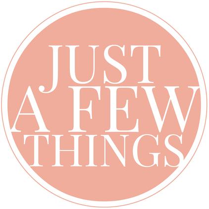 Just a few things – Beauty- und Modeblog aus Freiburg