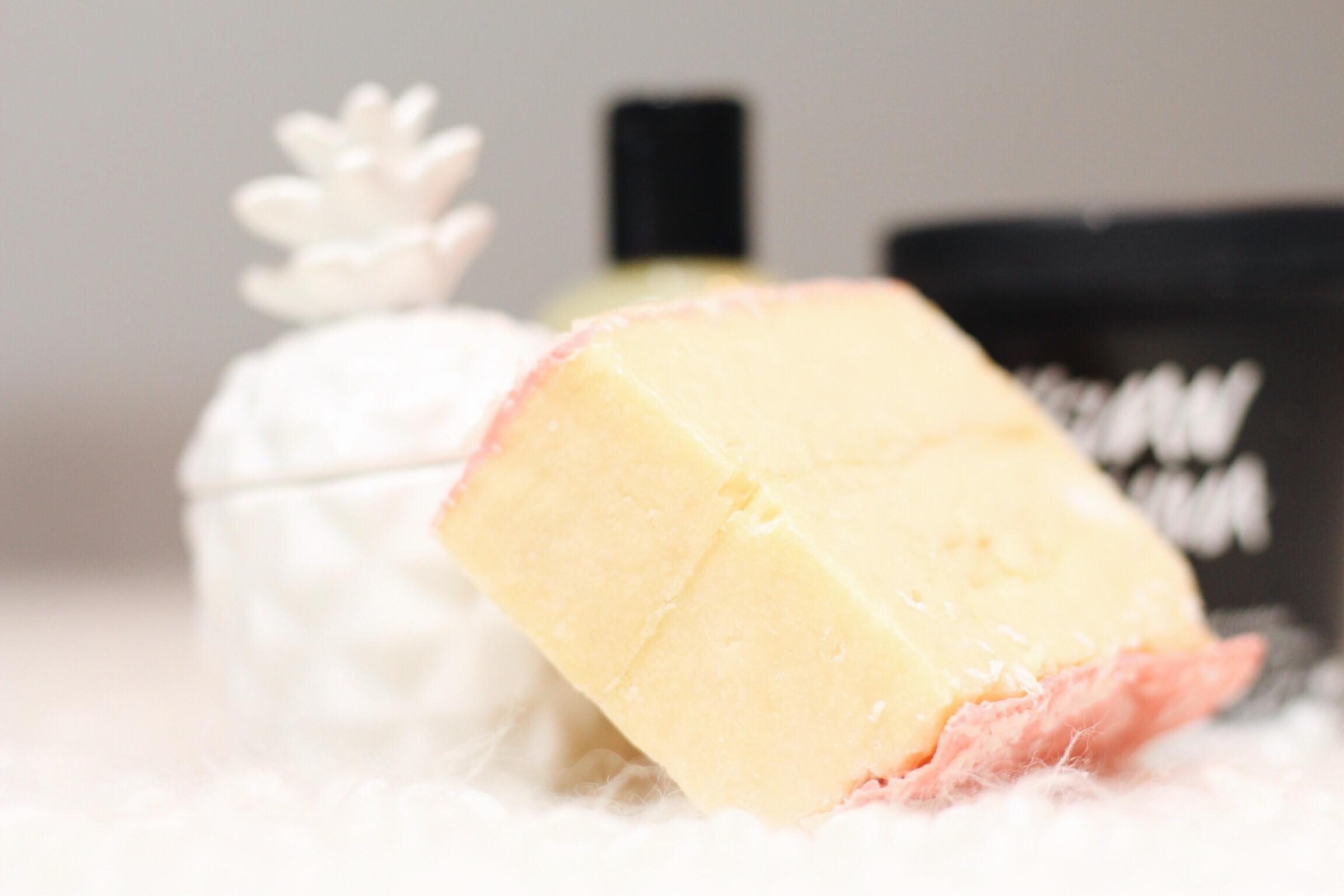 Lush Produkte im Test