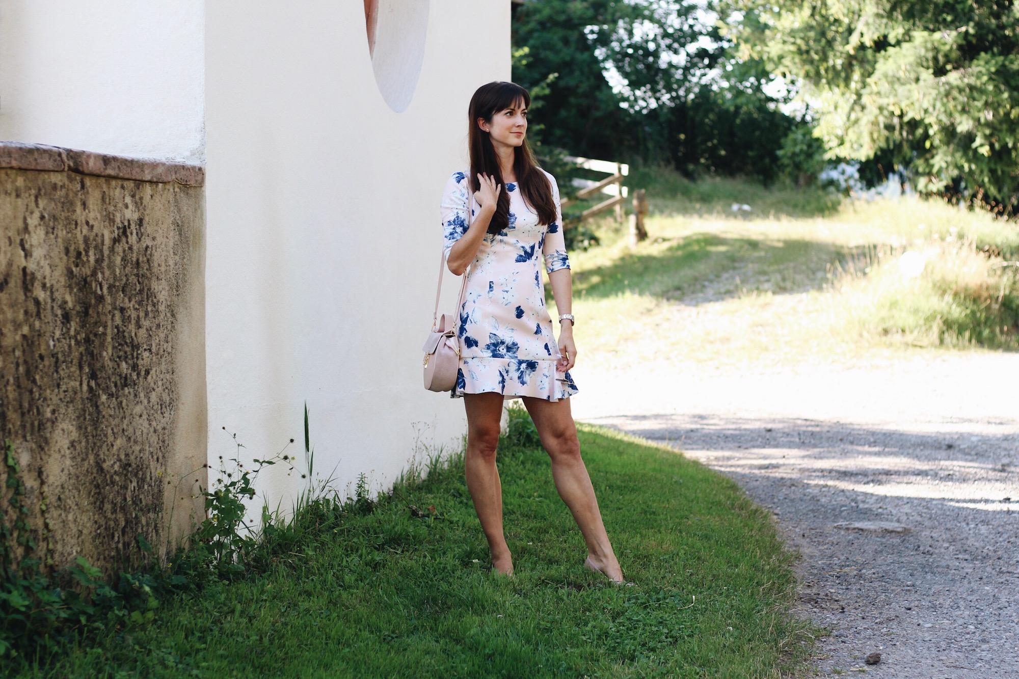 Hochzeit gast kleid blog