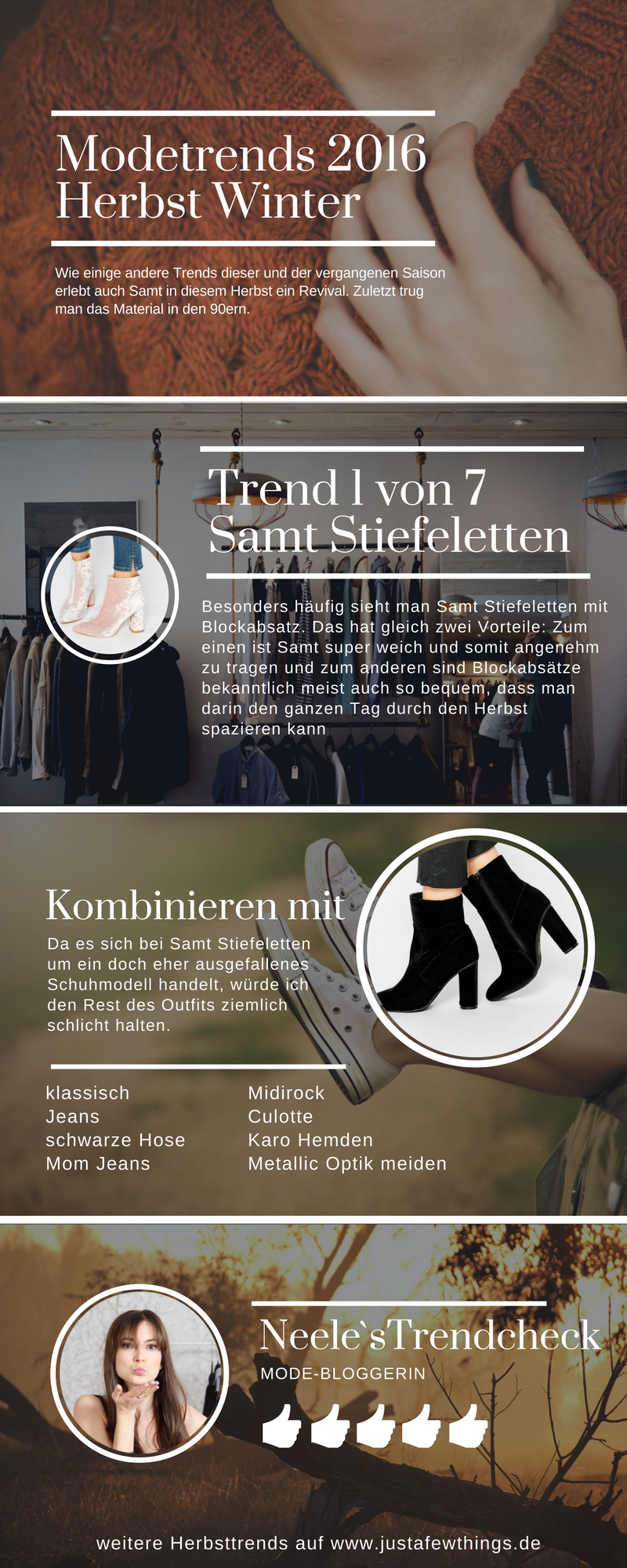 samt stiefeletten modetrends herbst winter 2016 just a few things der modeblog aus. Black Bedroom Furniture Sets. Home Design Ideas