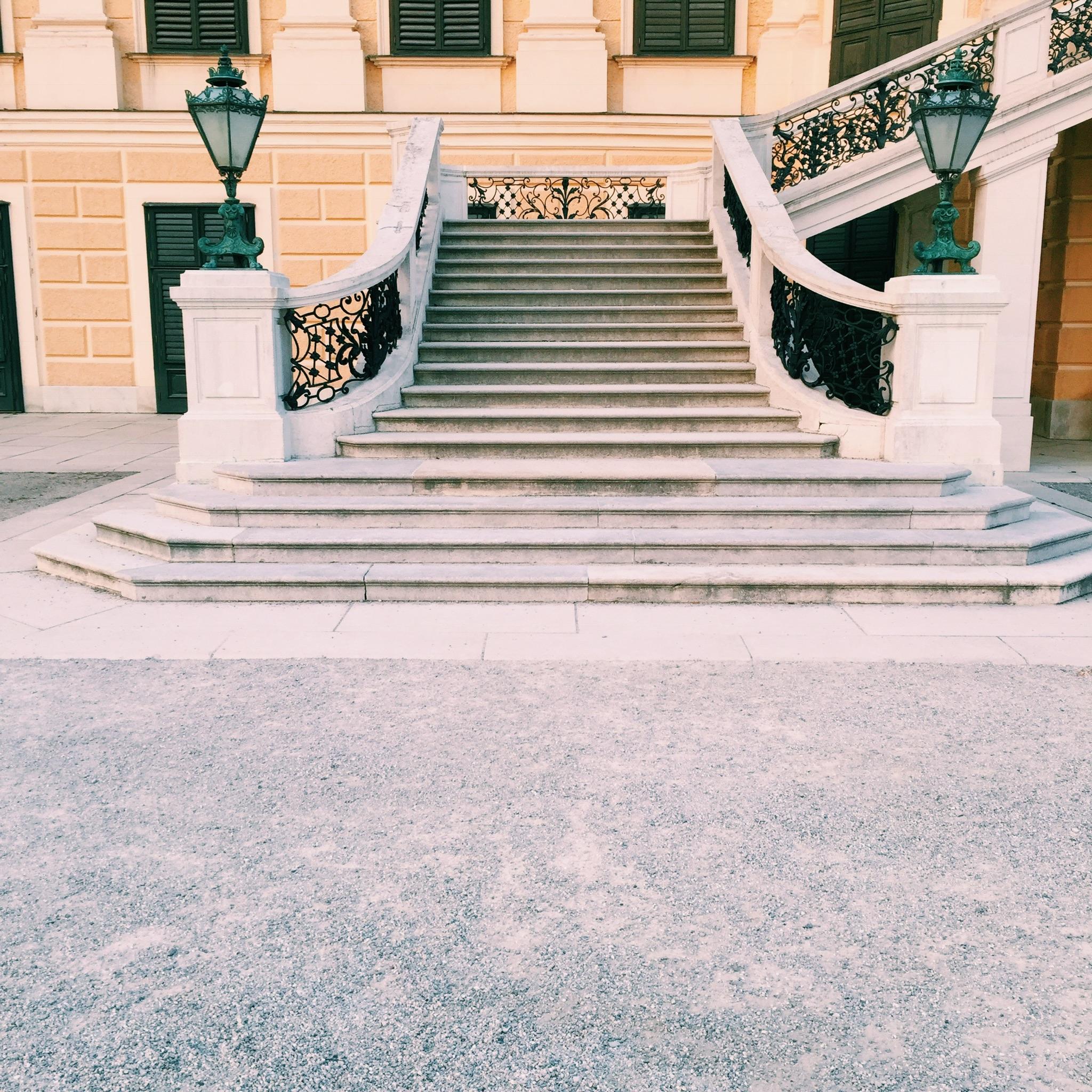 Besuch der Modebloggerin in Wien