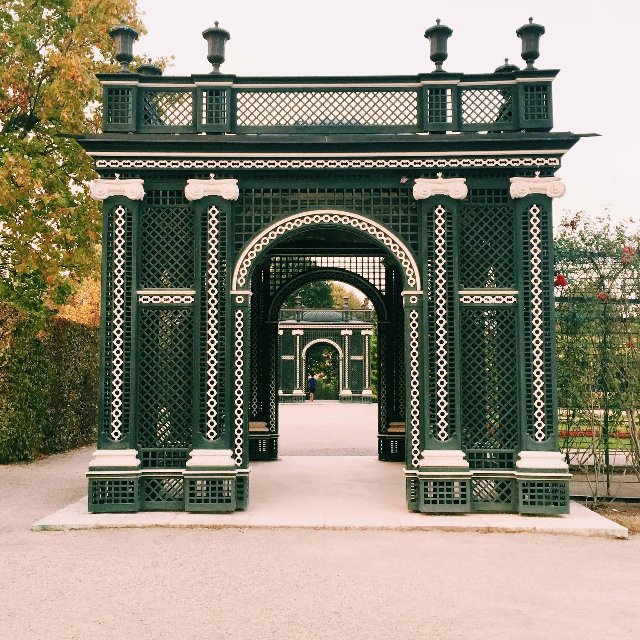 Besuch eines Modeblog in Wien